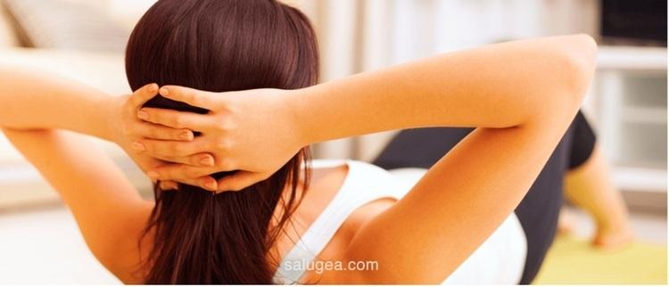 addominali frontali per eliminare la cellulite