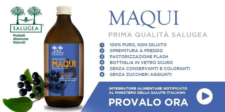 Succo di Maqui Salugea