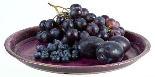 frutta viola