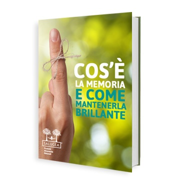 Ebook Gratuito Salugea Cos'è la Memoria e come mantenerla brillante