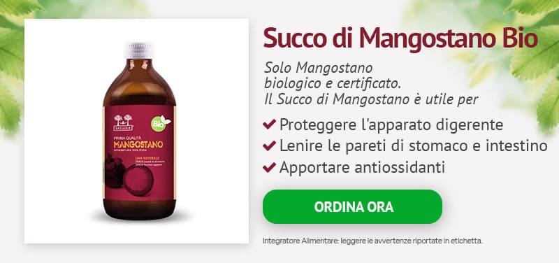 Succo di Mangostano bio
