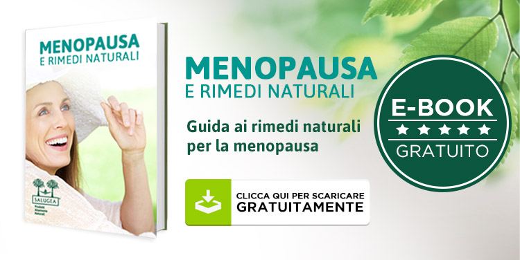 eBook guida ai rimedi naturali per la menopausa