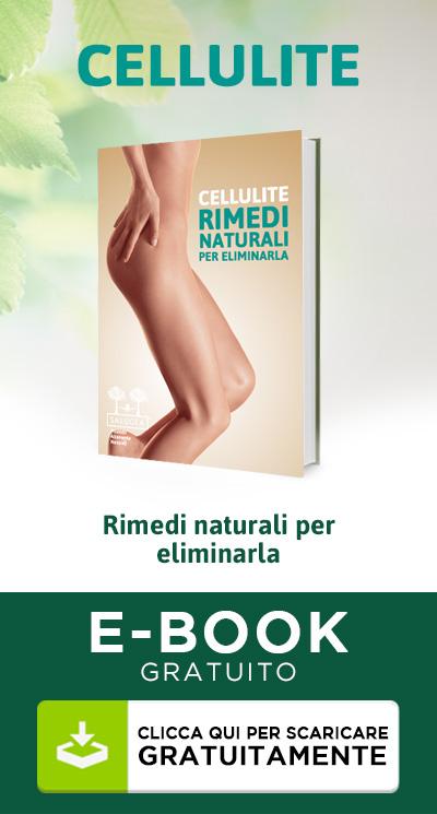 eBook cellulite rimedi naturali per eliminarla