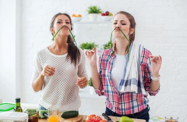 imparare a cucinare e mangiare bene