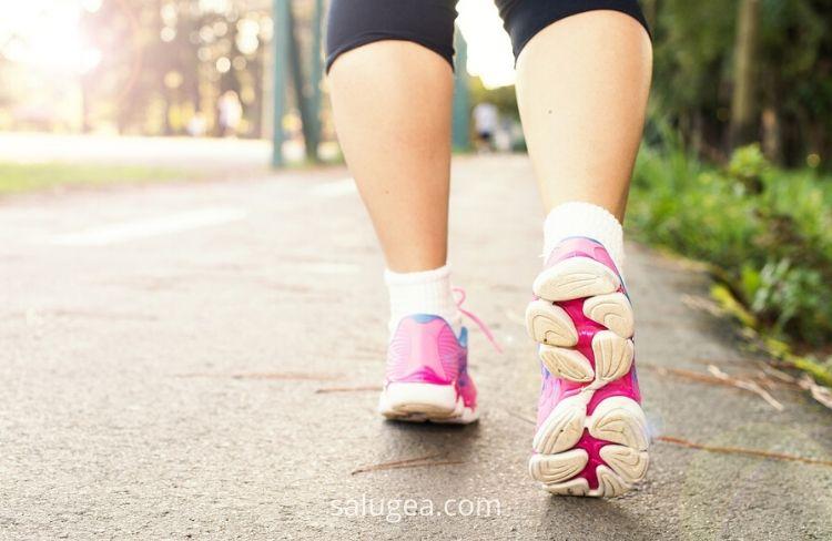 camminare funziona