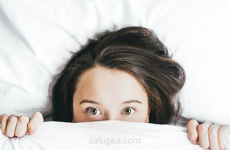 non dormire tutta la notte