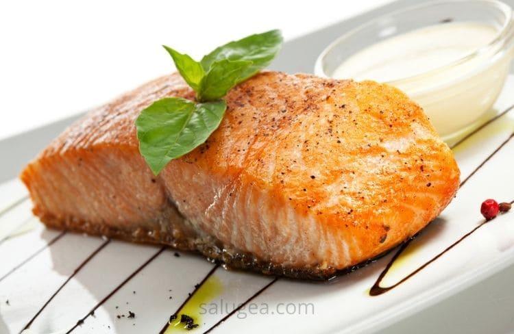 salmone e colesterolo alto